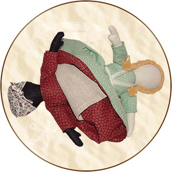 Topsy-Turvy Doll Kit