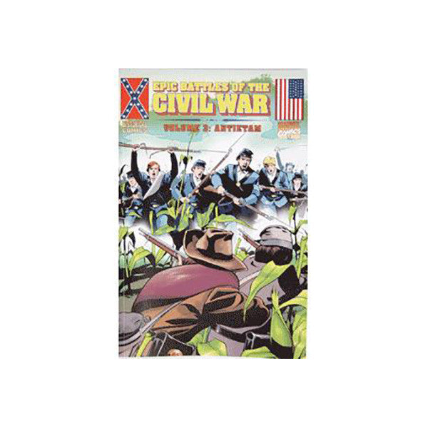 Antietam Comic Book - New-York Historical Society Museum Store