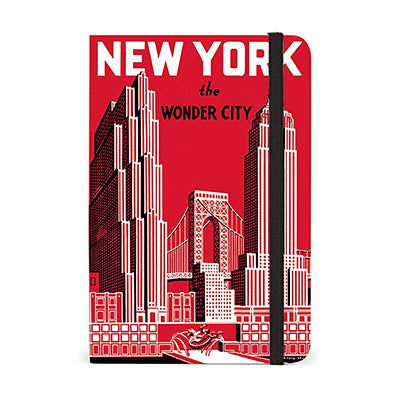 New York City Small Notebook