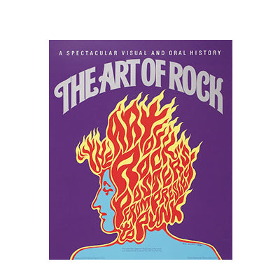 The Art of Rock: A spectacular visual and oral history