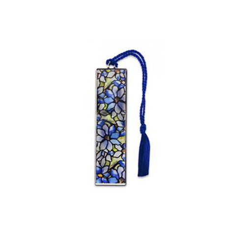 Louis C. Tiffany Clematis Bookmark