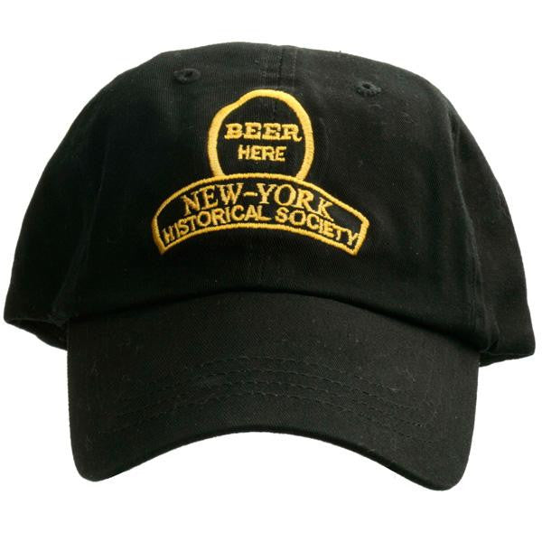 Beer Here Cap - New-York Historical Society Museum Store