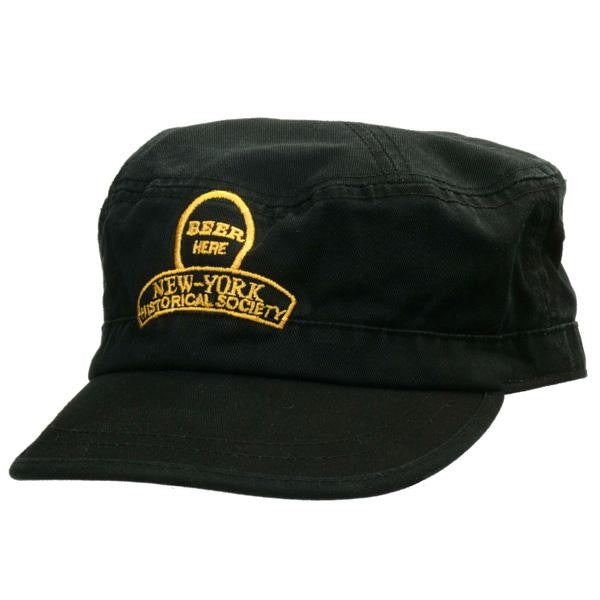Beer Here Cadet Cap - New-York Historical Society Museum Store