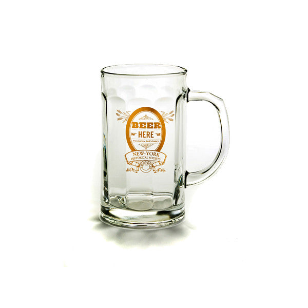 Beer Here Mug - New-York Historical Society Museum Store