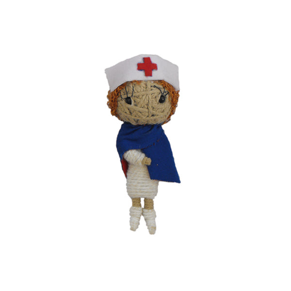 Clara Barton String Doll - New-York Historical Society Museum Store