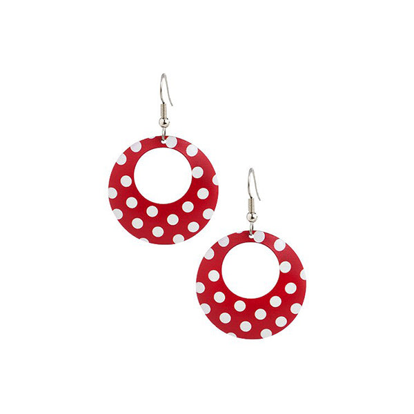 Rosie the Riveter Earrings