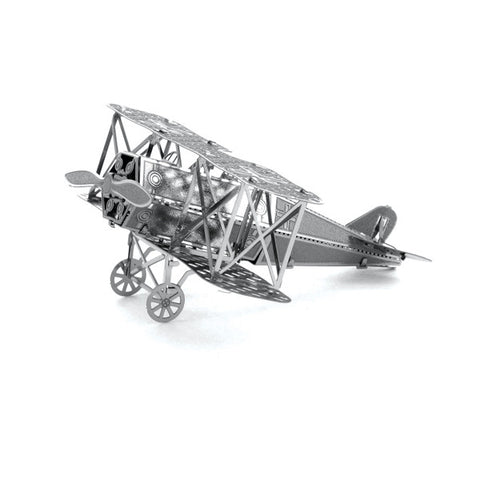 Fokker D-VII 3D Laser Cut Model
