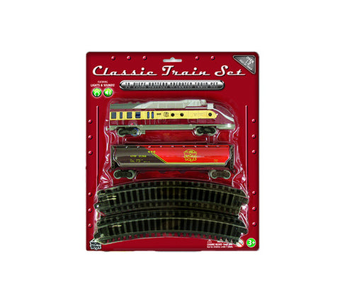 14-Piece Classic Train Set