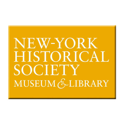 Orange New-York Historical Society Magnet
