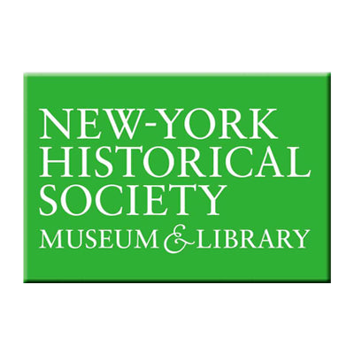 Green New-York Historical Society Magnet