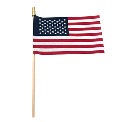 American Stick Flag (Set of 10)