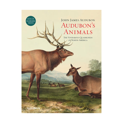 Audubon's Animals: The Viviparous Quadrupeds of North America