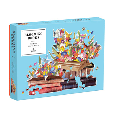 Blooming Books 750-Piece Shaped Puzzle