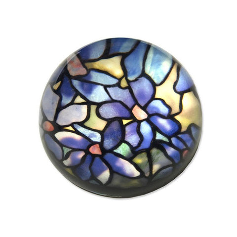 Louis C. Tiffany Clematis Paper weight