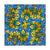 Louis C. Tiffany Daffodil Square Scarf