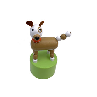 Dog Push Puppet