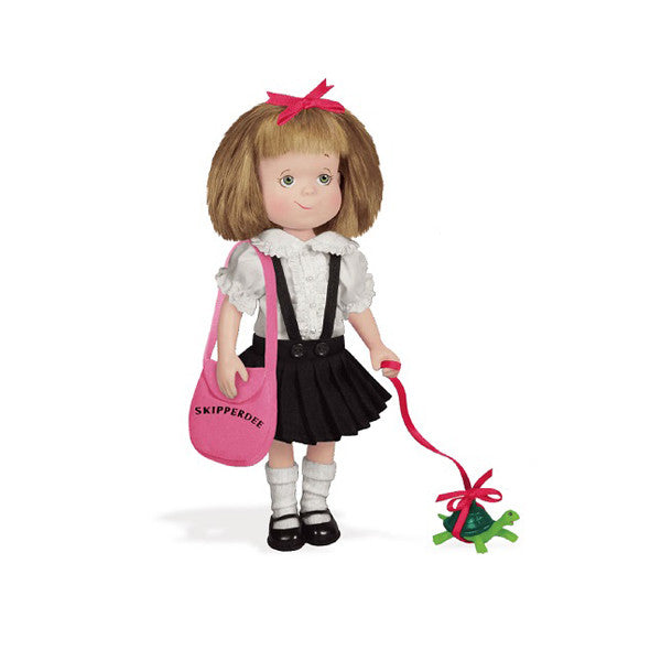 Eloise Poseable Doll with Skipperdee