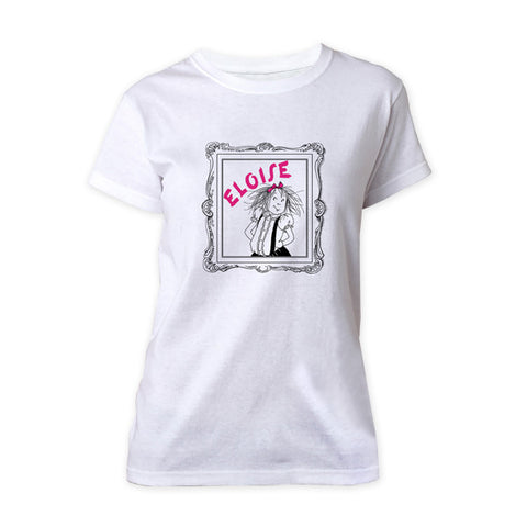Eloise at the Museum Women's Tee Shirt
