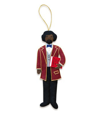 Frederick Douglass Ornament