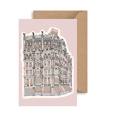 Gilsey House NYC Notecard