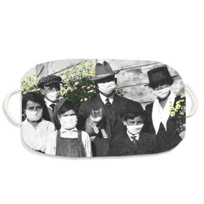 Masked Family 1918 Face Mask