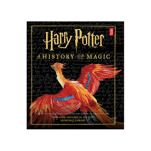 Harry Potter: A History of Magic Exhibition Catalog