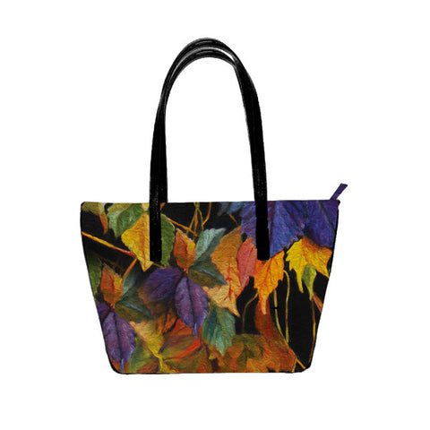 Leaves of Rebirth Tote