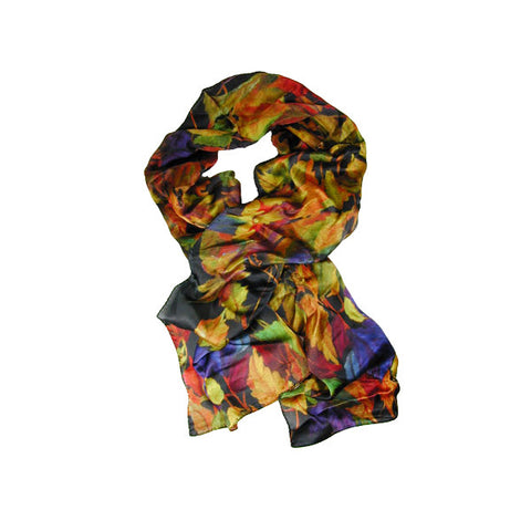 Leaves of Rebirth Scarf
