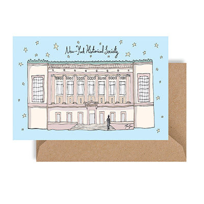New-York Historical Society NYC Notecard