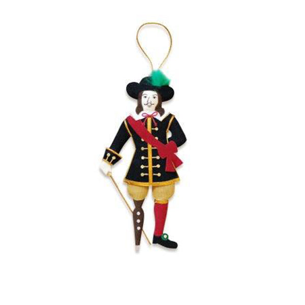 Peter Stuyvesant Ornament