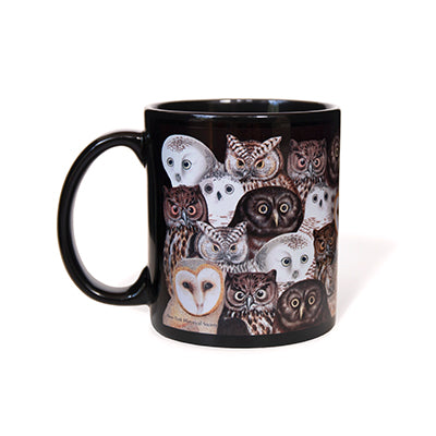 A Parliament of Owls Mug
