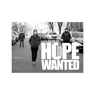 Hope Wanted Postcard