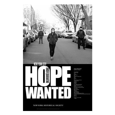 Hope Wanted Print