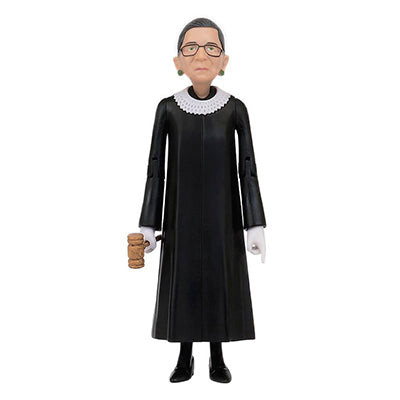 Ruth Bader Ginsburg Action Figurine