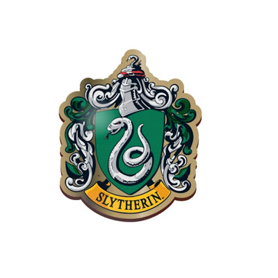 Harry Potter Slytherin Crest Enamel Pin