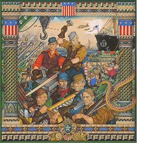 Arthur Szyk: Soldier in Art Docent-led Tour