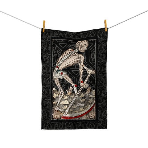 La Mort Tea Towel