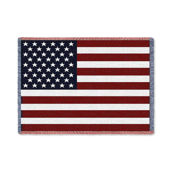 American Flag Throw - New-York Historical Society Museum Store
