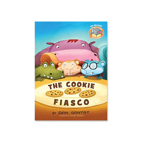 The Cookie Fiasco:  Elephant & Piggie Like Reading