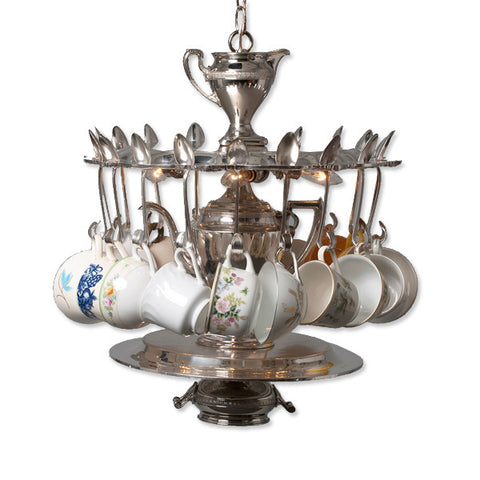 The Tea Party Chandelier