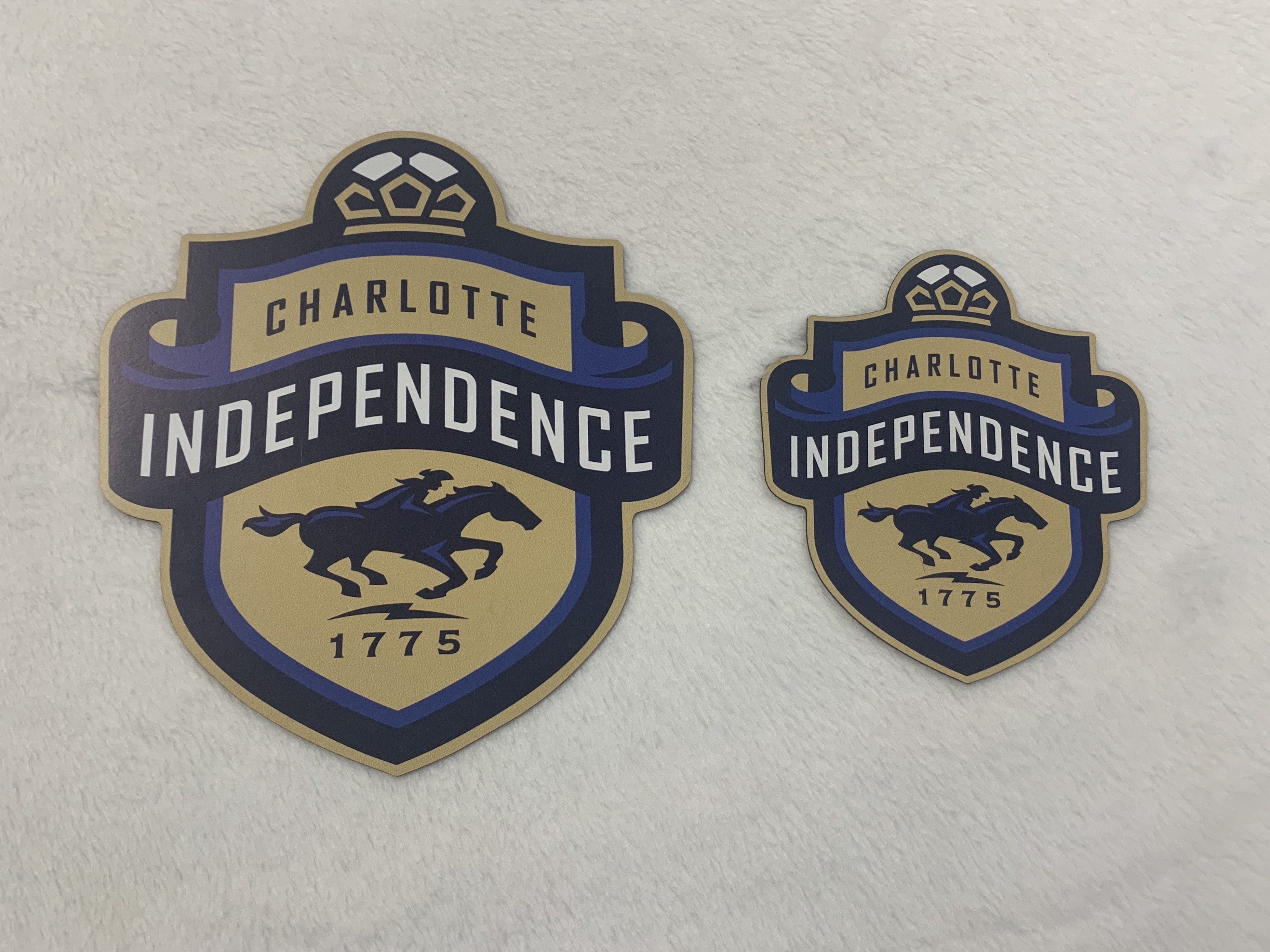 Car Magnet: Accessories Charlotte Independence