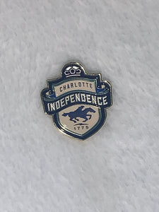 Lapel pin Accessories Charlotte Independence