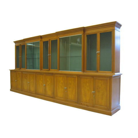Spectacular 1960's Romweber Bookcase/Wall Unit *HUGE! 15 ft Long!*
