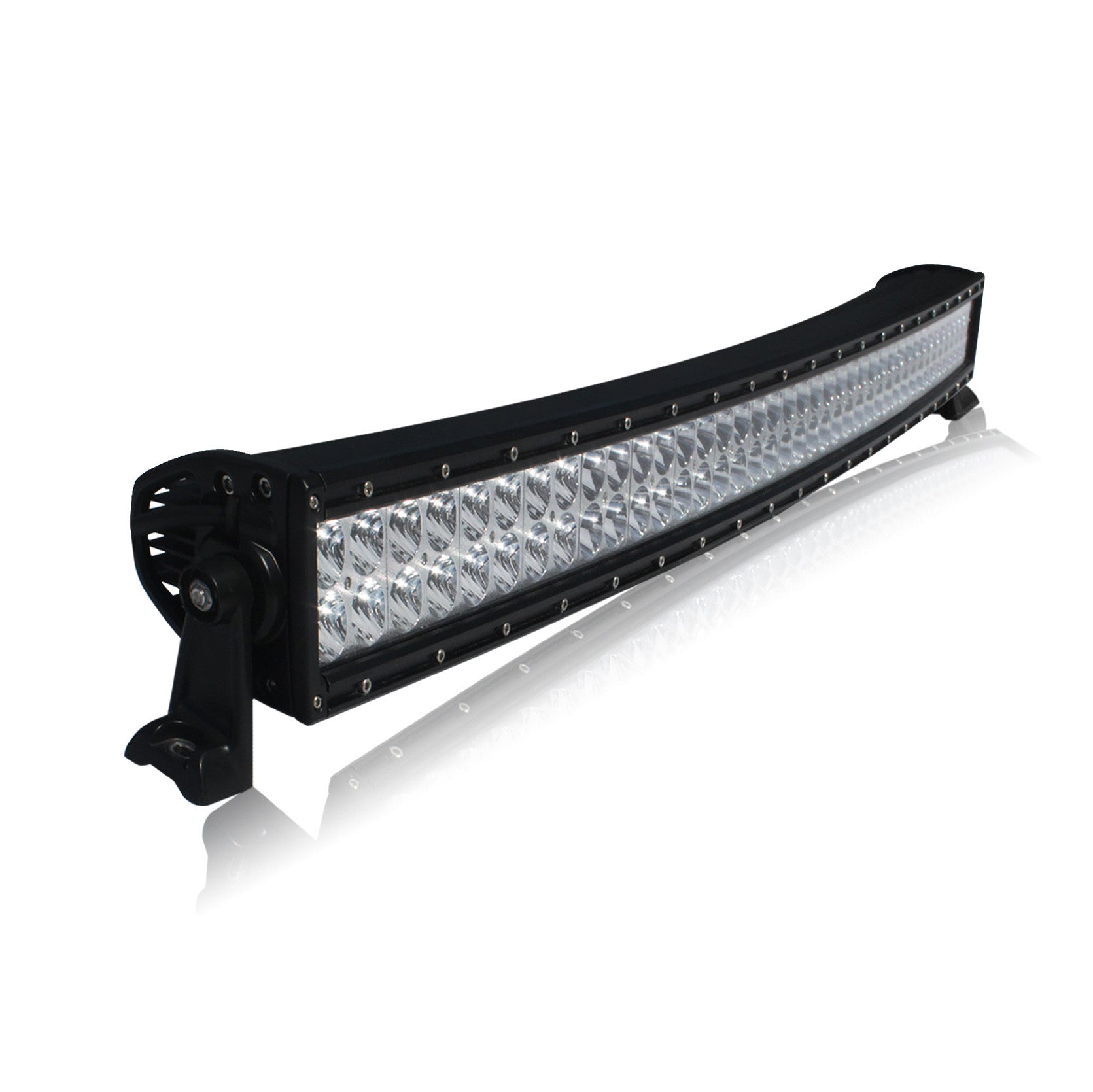 curved led light bars low profile led light bar. Black Bedroom Furniture Sets. Home Design Ideas