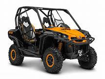 Can-Am Commander Light Bar Packages