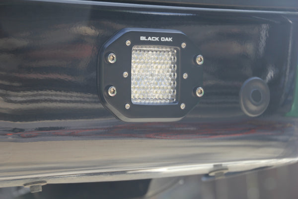 Flush Mount LED Diffused  PODs