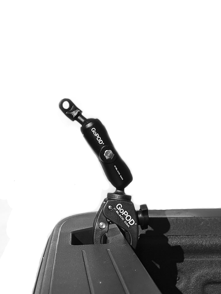 New - GoPOD Clamp On Mount Kit