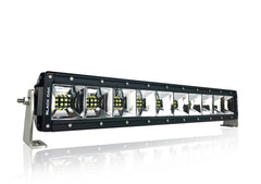 New - 20 Inch Double Row Series: Scene LED Light Bar (200w)