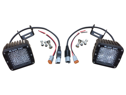 featured-products · Golf Equipment Diffused Lighting Kit (Small)  sc 1 st  Black Oak LED & Golf Cart Light Bars | LED Light Kits for Lawn Mowers