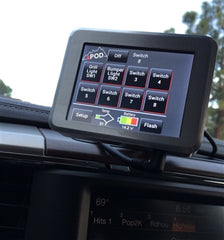8 Circuit SE System w\Touchscreen for Jeep JK 2007-2017
